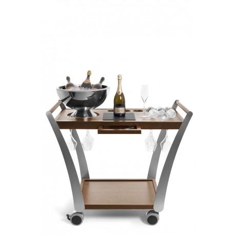 Chariot à vin