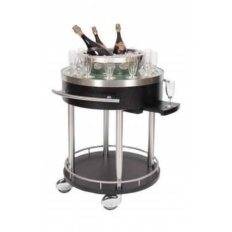 Chariot à Champagne
